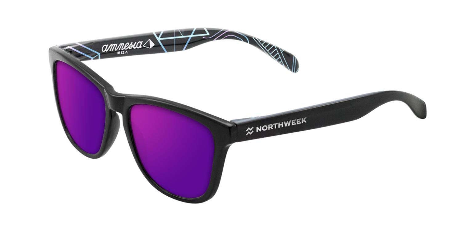 amnesia-2-l-1  NORTHWEEK SUNGLASSES y AMNESIA lanzan una línea de gafas que le ponen más color y ritmo, si cabe, a los días de Ibiza amnesia 2 l 1