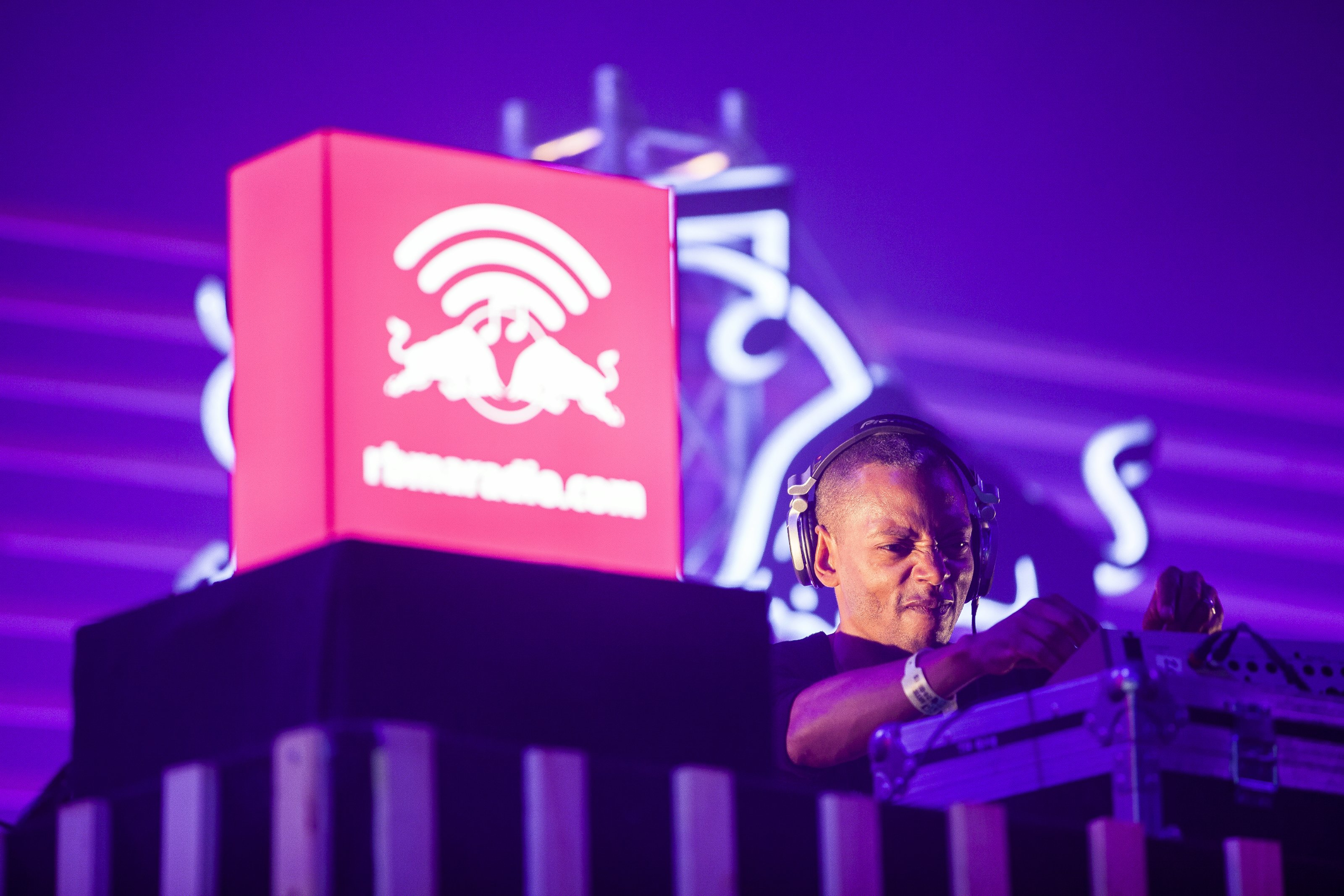 JeffMills_RBMA®TomDoms  LA 20º EDICIÓN DE LA RED BULL MUSIC ACADEMY VUELVE A BERLÍN EN 2018 JeffMills RBMA  TomDoms