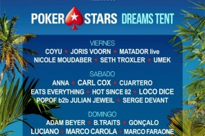 POKERSTARS DREAMS TENT