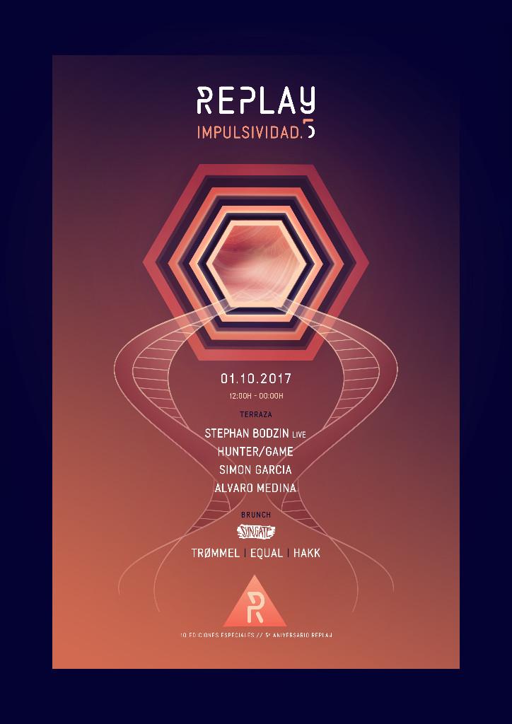 57a4d479-eefd-4b09-b215-d31ea9427bed  ¿Quieres ir por la patilla a la próxima Replay, del 1 de octubre, con Stephan Bodzin? 57a4d479 eefd 4b09 b215 d31ea9427bed