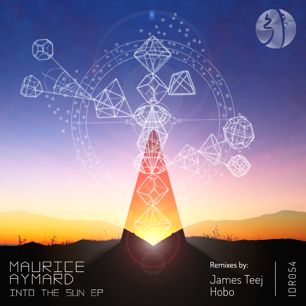 COVER IN TO THE SUN EP  MAURICE AYMARD PRESENTA 'INTO THE SUN EP' EN INFRADIG RECORDS COVER IN TO THE SUN EP