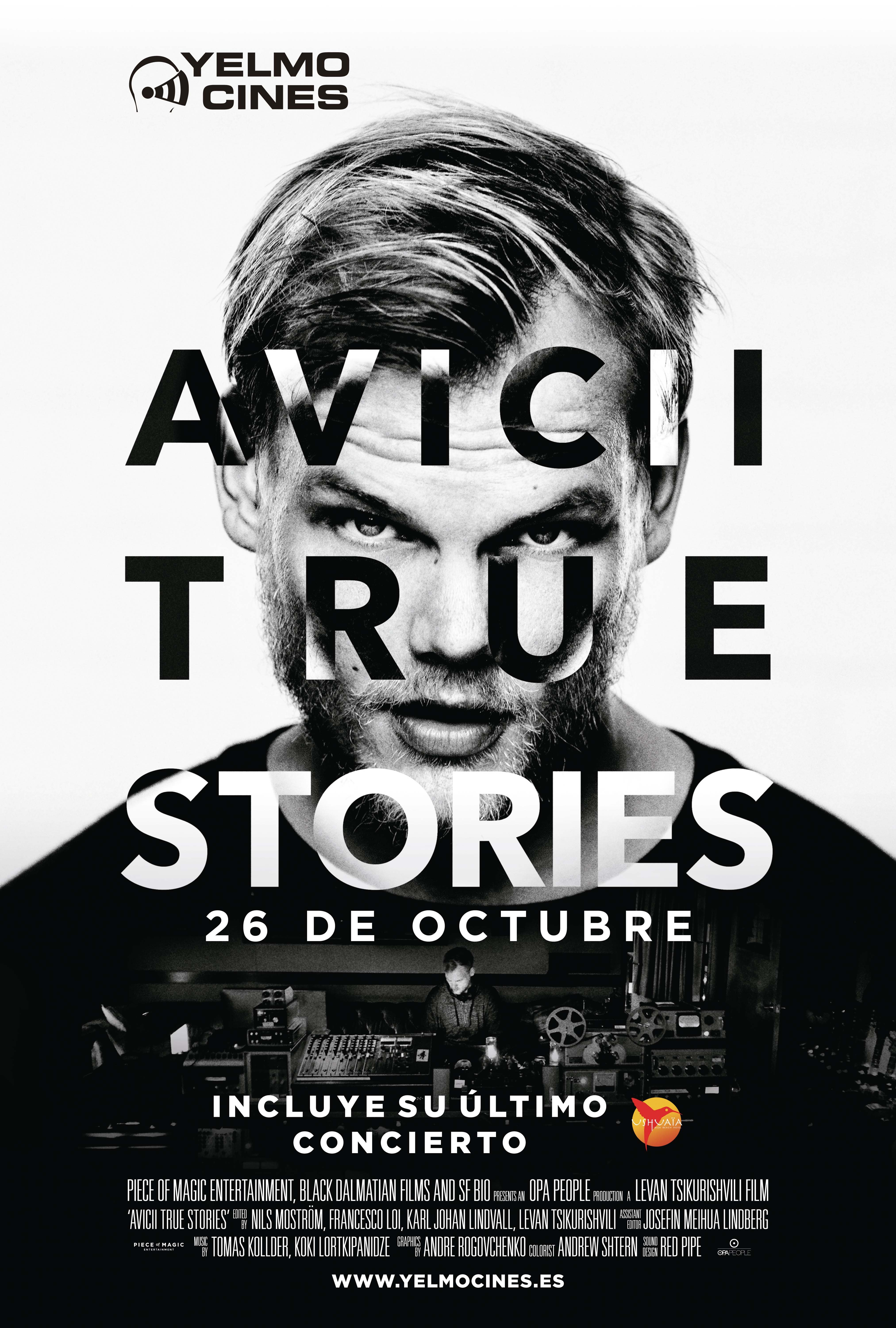Este 26 de octubre, Avicii -y su documental 'True Stories'- en exclusiva en Yelmo Cines 7a4ebb6b 2f22 4bd0 aa9a 53a162b78998