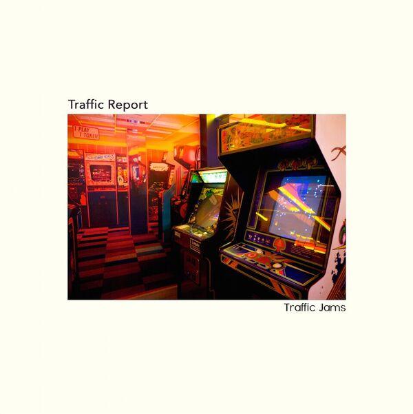 'Traffic Jams' es el primer álbum del dúo Traffic Report publicado por Redlight Music TR Cover RLM063 preview