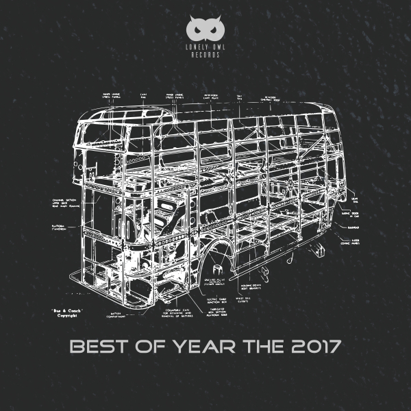 Lonely Owl Records y Mikel Gil presentan su 'Best Of The Year 2017' release image