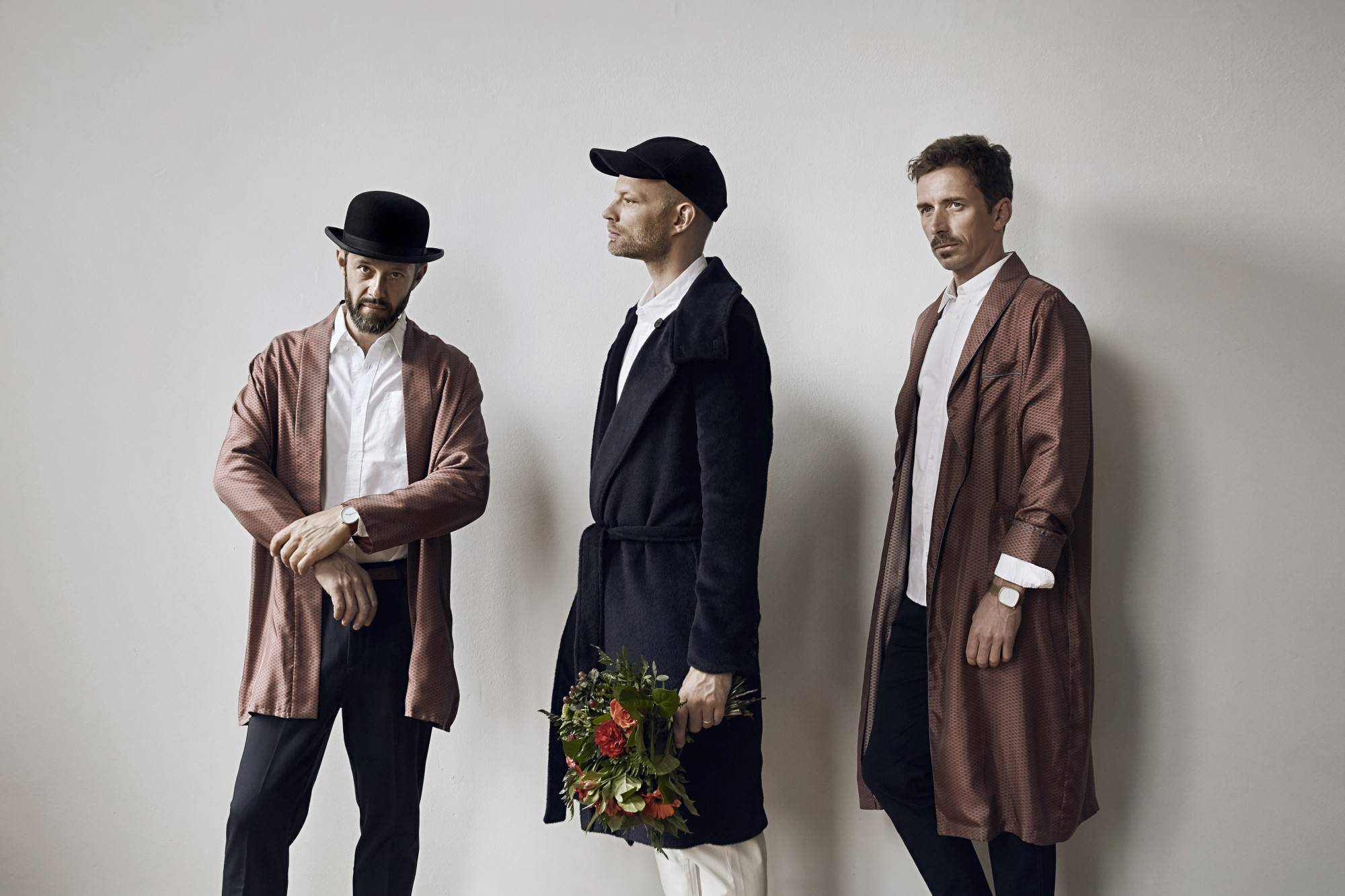 Animo regresa a Madrid, por Carnaval, con Whomadewho en directo WhoMadeWho Press Pic