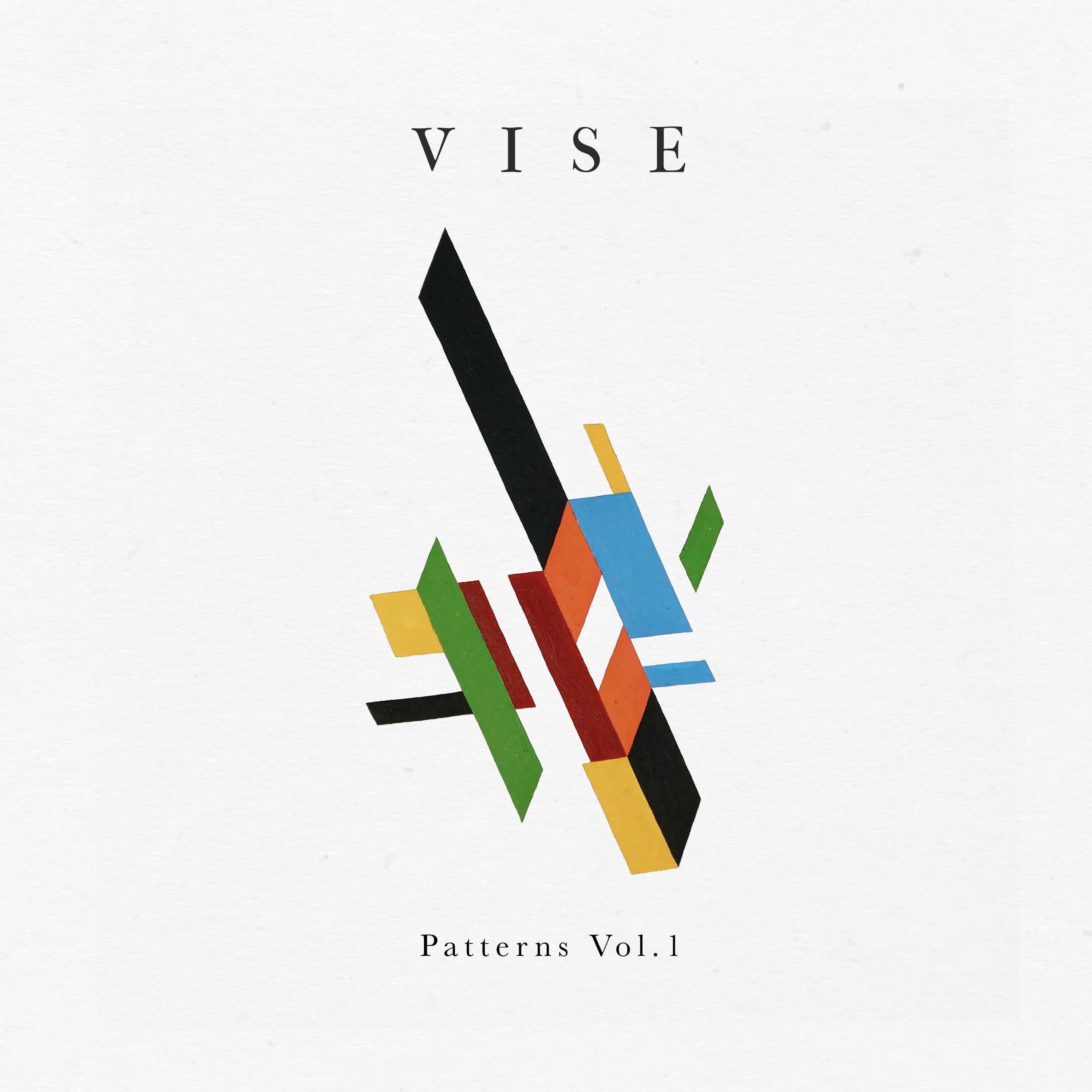 'Patterns VOL. 1' es el nuevo trabajo de VISE COVER VISE Patterns Vol
