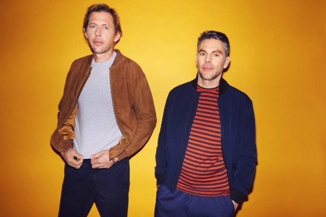 Groove Armada de regreso en largo formato con 'Edge of the Horizon' ei