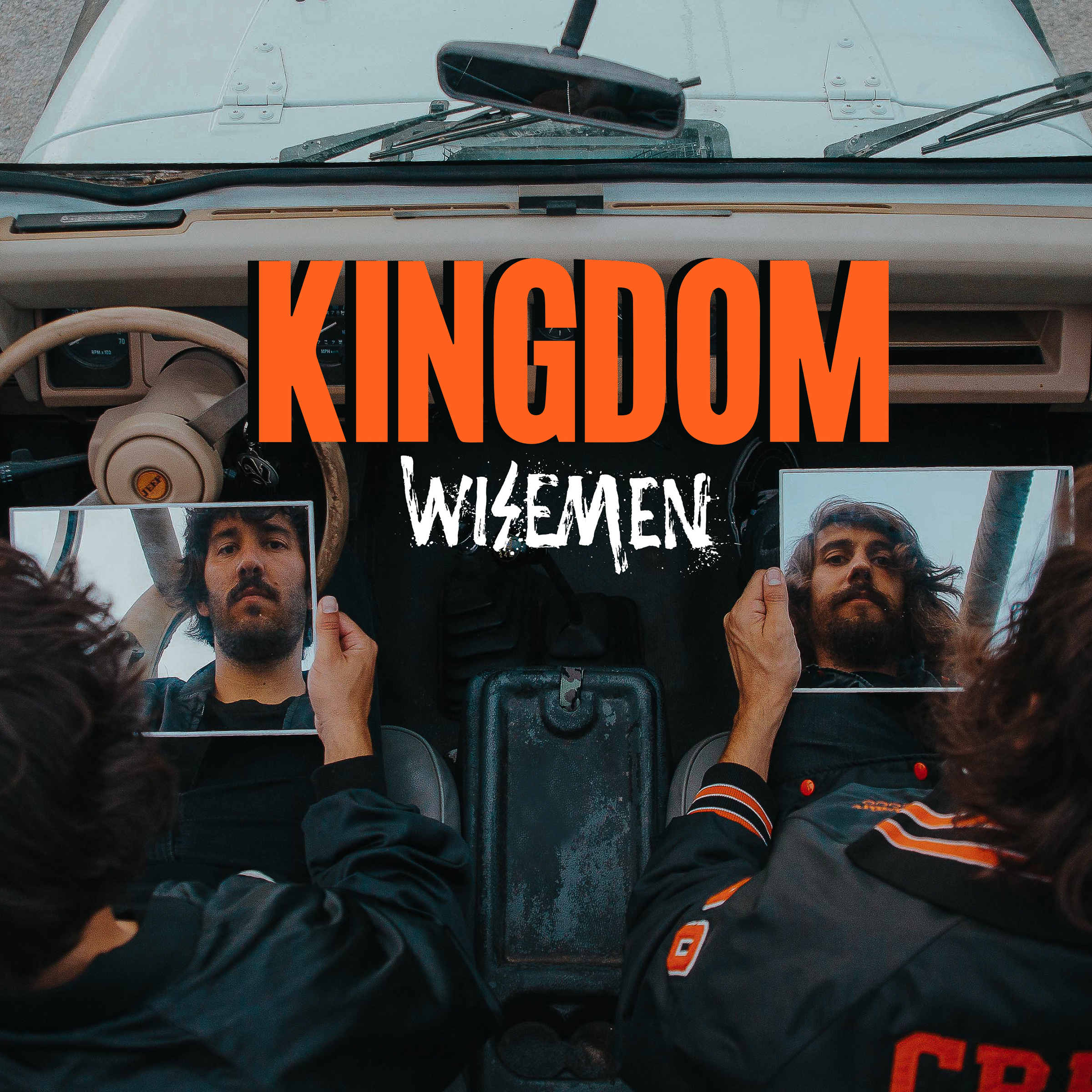 Wisemen Project descubren 'Kingdom' en Vanana Records Wisemen Project Kingdom Portada