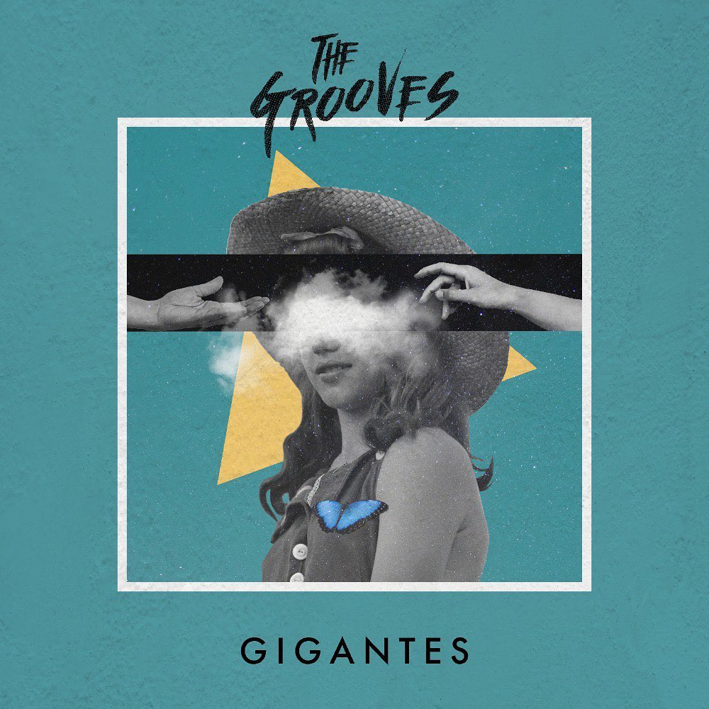 The Grooves se hacen 'Gigantes' PORTADA GIGANTES THE GROOVES ENERO 2021